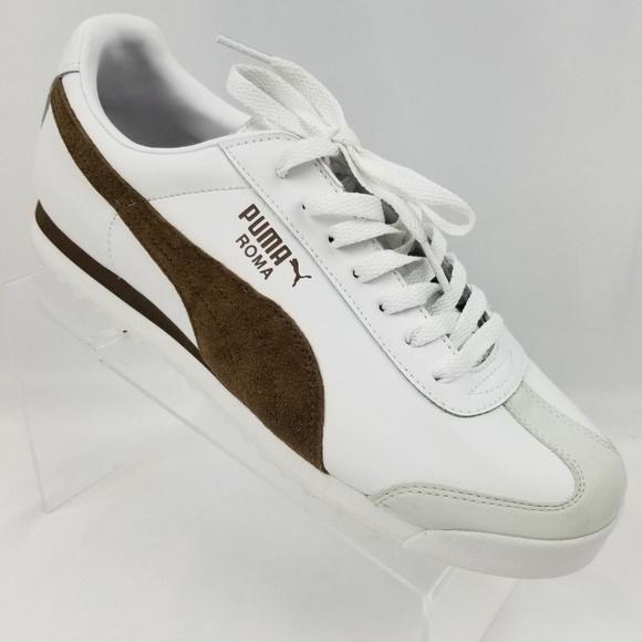 9c1d1436952b Puma Men s Roma Basic Casual Shoe 9.5 M. M 5b370f98de6f62880b4f4cbb